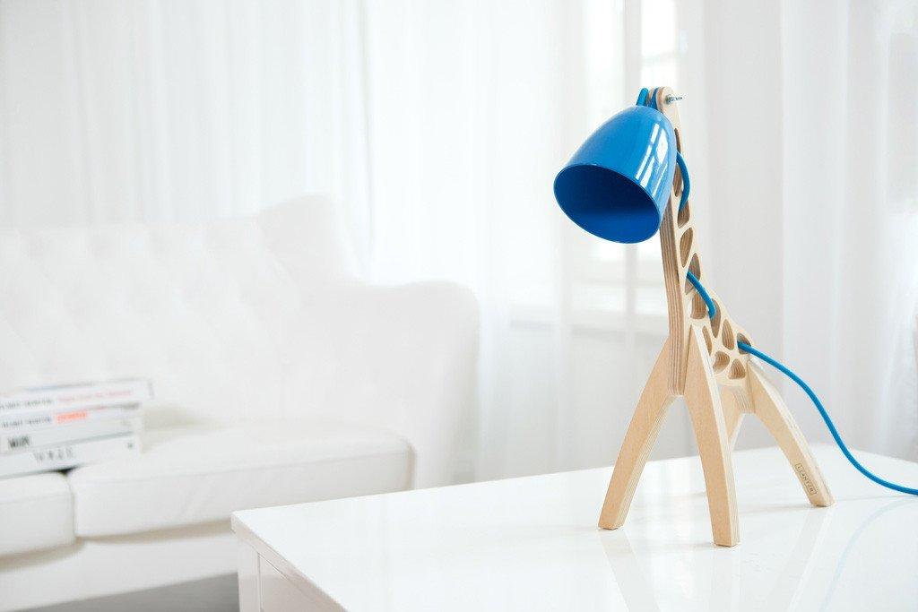 Lampa na biurko dziecka