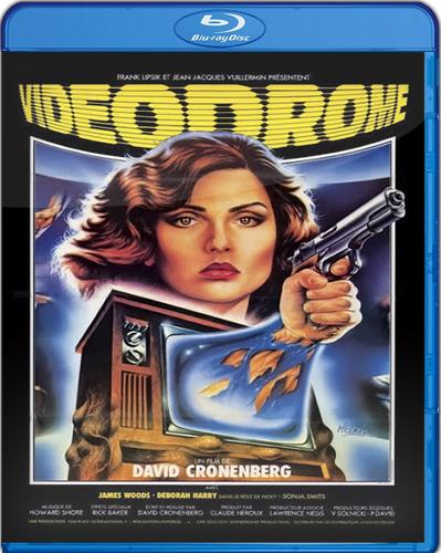 Videodrome [1983] [BD25] [Latino]