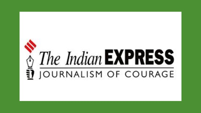 "Download ""The Indian Express"" daily newspaper in pdf"