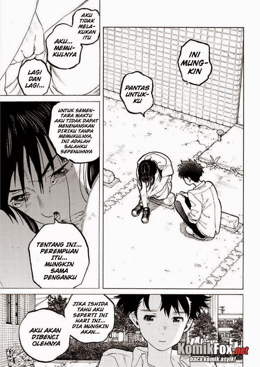 Koe no Katachi Chapter 45-7
