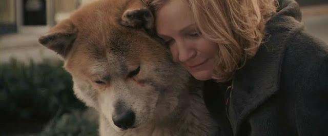 96. Hachi: A Dog's Tale