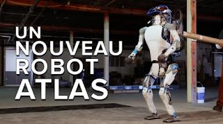القدرات المدهشة لروبوتAtlas نسخة بوستن ديناميك الجديدة