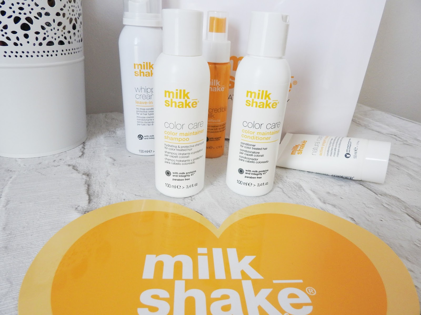 From Sarah Lex: milk_shake For Your Hair: Review