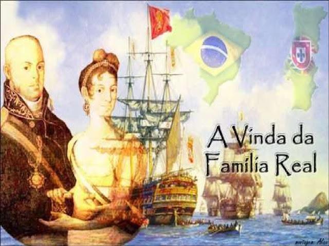 Independencia familia real
