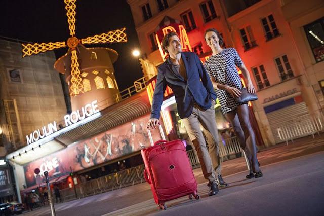 Comprar malas em Paris