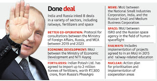 India, Russia sign S-400 missile deal complete