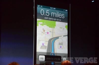 Novo sistema de mapas da Apple