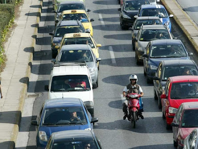 Το κόστος των μηνιαίων Τελών Κυκλοφορίας