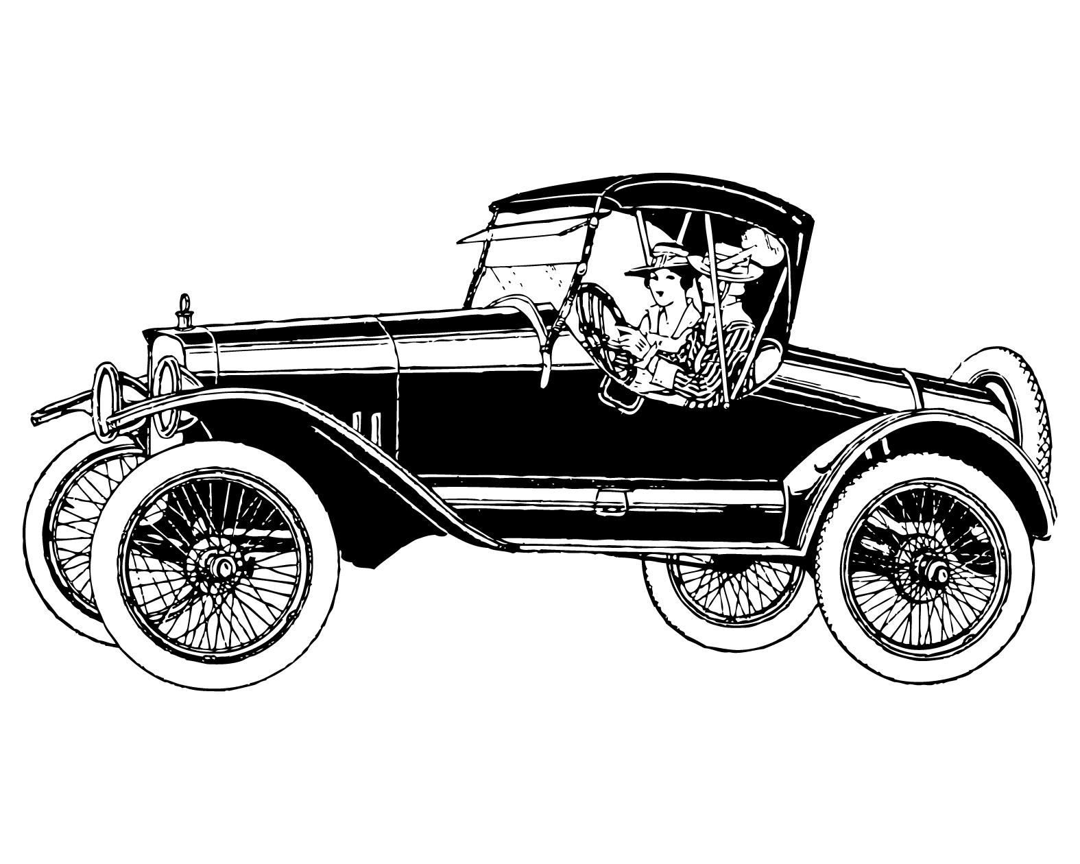 Car Craft Clip Art