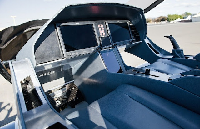 Cobalt Valkyrie CO50 Interior