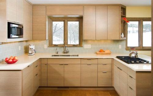 Desain Interior Dapur Sederhana  Rancangan Desain Rumah
