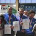 Sport. Un foggiano suk podio ai campionati del mondo 'Agility Dog'