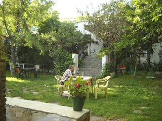 Camping Balcon de Pitres, Camping in Las Alpujarras