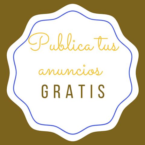 Anuncios gratis en español para bloggers, geek y negocios