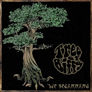 "TREE OF RIFFS debut EP ""THE BEGINNING"""
