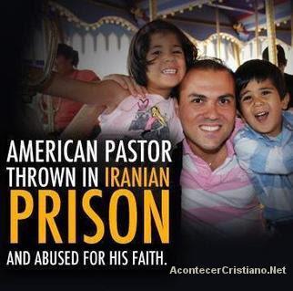 Pastor iraní Saeed Abedini sentenciado a ocho años de prisión