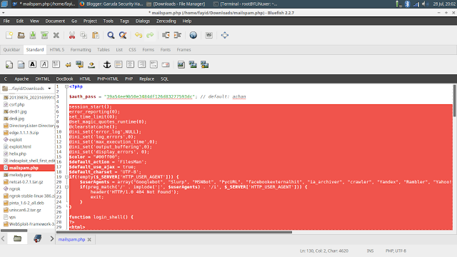 Tutorial Encode Script PHP