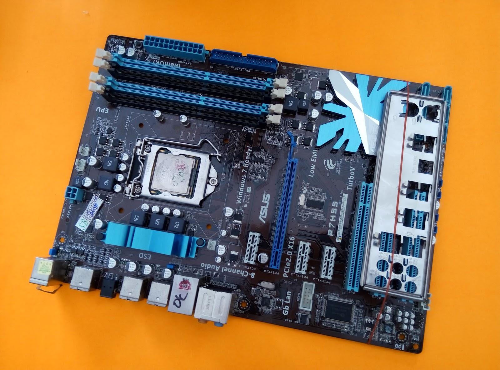 Jual Mobo Intel Core I3 Welcome To Motherboard Suntech H55 Lga 1156 Sj Bass Computer