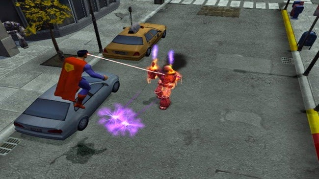 Justice League Heroes (2)