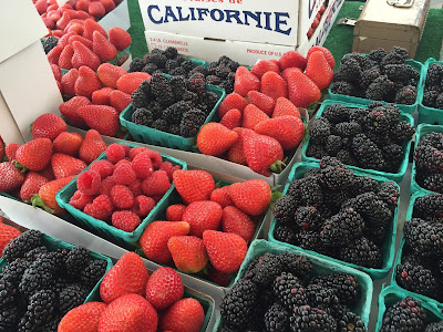 Southern California Farmers Market Recipes