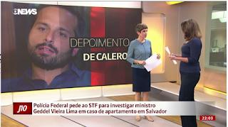 Marcelo Calero detalha pressão sofrida para encontrar solução para o caso Geddel