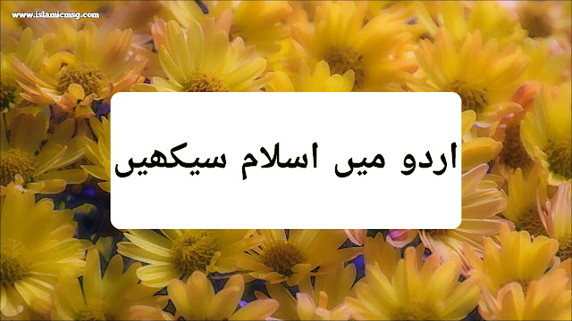 learn-islam-basic-information-in-urdu-language