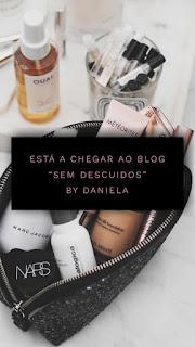 """SEM DESCUIDOS BY DANIELA"" ESTÁ A CHEGAR"