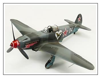Yak-3 ZveZda 1/48