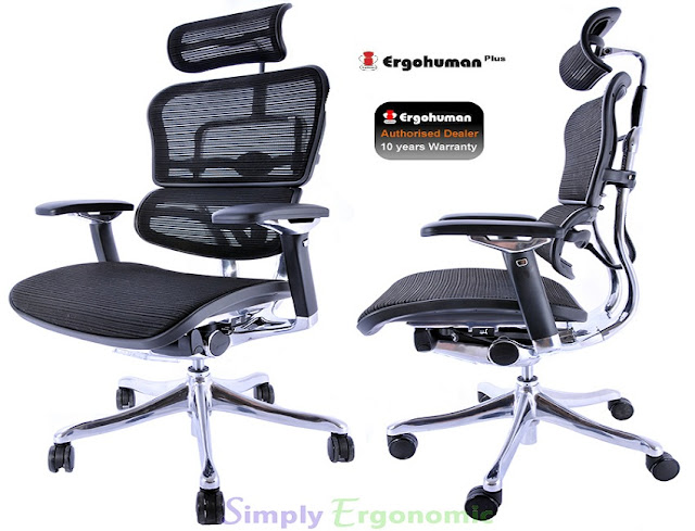 best ergonomic office chair benefits