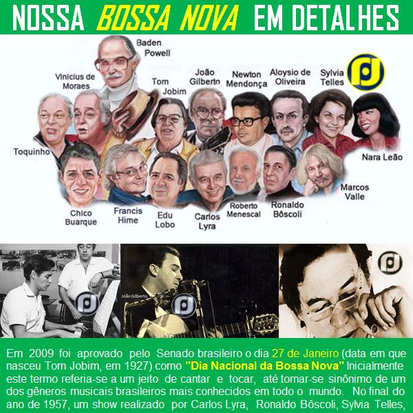 """A história da """"Bossa Nova"""" em detalhes"""