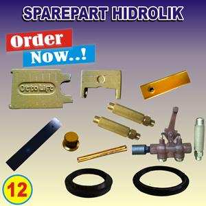 Sparepart Hidrolik