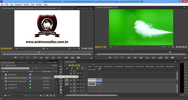 Tutorial Adobe Premiere