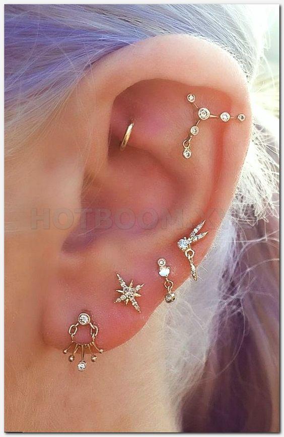 Top 10 Ultimate Ear Piercings Ideas