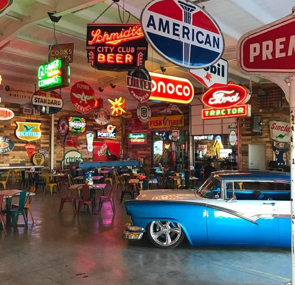 Just A Car Guy: Have You Heard Of Cook's Garage On Route