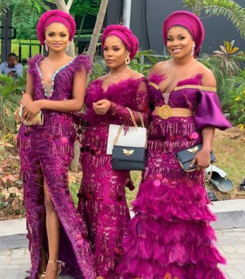 21 Pretty Traditional Aso Ebi Lace Dresses For African Weddings Fashionuki,Fall Wedding Guest Dresses 2020