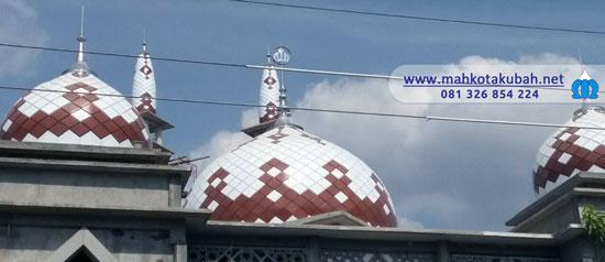 kubah masjid grobogan