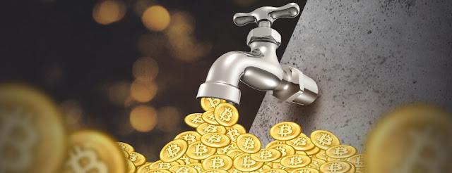(Bitcoin Faucets) اربح و احصل على البيتكوين عن طريق الصنابير
