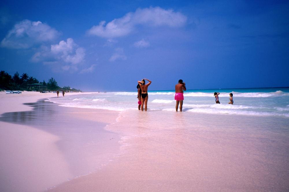 ТОП 12 самых красивых пляжей мира
