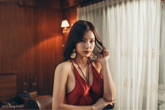 Image Kwon-Soo-Jung-MrCong.com-133 in post Người đẹp Kwon Soo Jung đầy mê hoặc trong bộ sưu tập nội y (134 ảnh)
