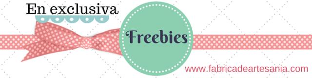 Cartel de freebies