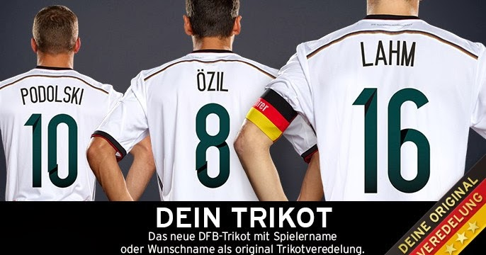 football teams shirt and kits fan font fix germany world cup 2014. Black Bedroom Furniture Sets. Home Design Ideas