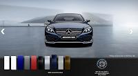 Mercedes AMG C63 S 2015 màu Xanh Cavansite 890