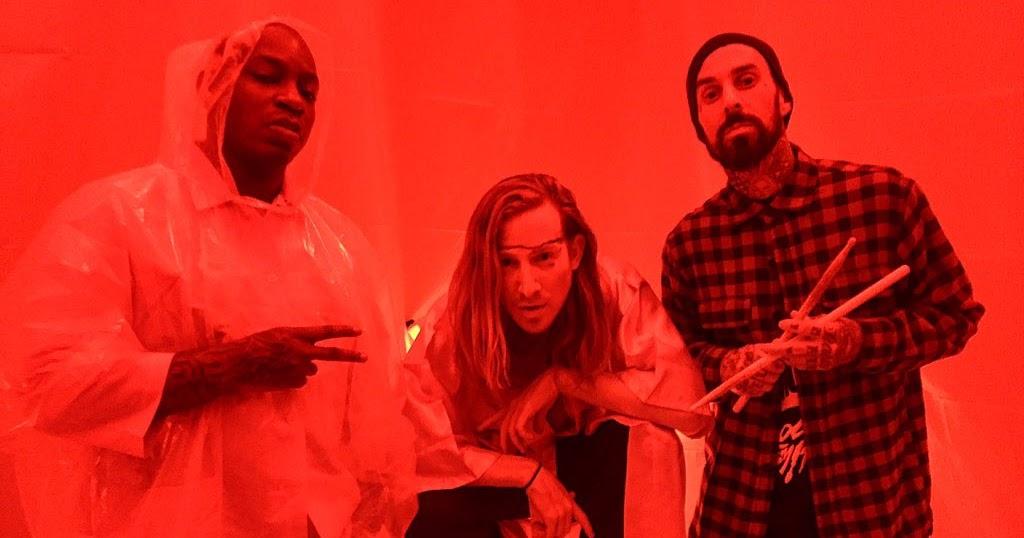 Asher Roth Nottz Raw Enlist Blink 182 Drummer Travis Barker For Self Described Supercalifragilistic Mystic Odyssey Rawther Ep Retrohash
