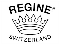 REGINE CROWN SWITZERLAND logo