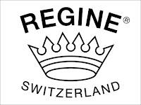 REGINE CROWN SWITZERLAND logo