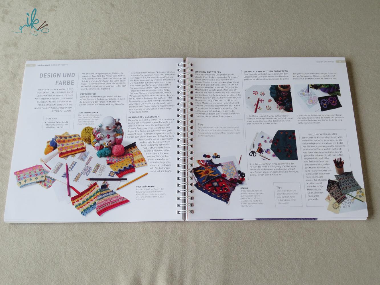 Strickmuster ber 150 designs in einem buch for Buch design
