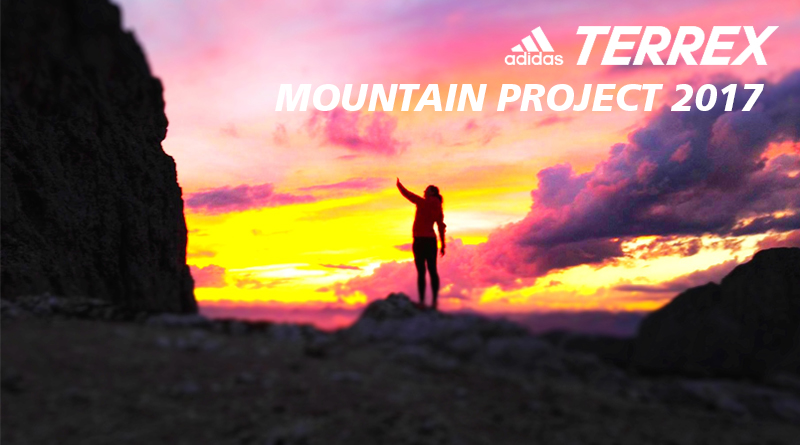 compensazione nuvoloso idea  Adidas TERREX Mountain project 2017 - Vytvor si vlastné dobrodružstvo
