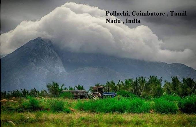 Pollachi, Coimbatore, Tamil Nadu