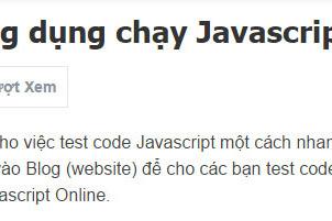 Code hiển thị lượt xem bài viết đơn giản cho Blogspot
