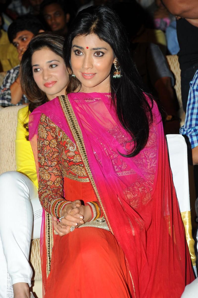Shriya in a designer salwar kameez